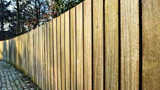 Kerítés, többféle alapanyagból