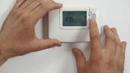 Megtérülő befektetés az okos termosztát