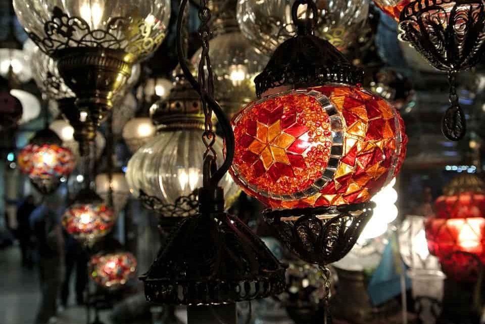 Lámpa áruház bőséges kínálattal