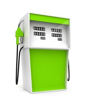 Mobil gázolajkút a mezőgazdaságban és az iparban is