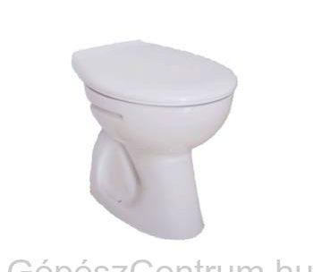 Esztétikus kialakítású WC kagylók