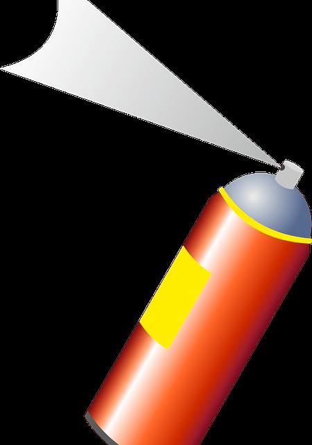 Darázsirtó spray csak elkerülhetetlen helyzetekre