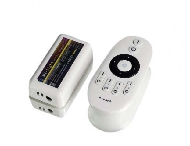 LED szalag vezérlő a kényelmes alkalmazáshoz