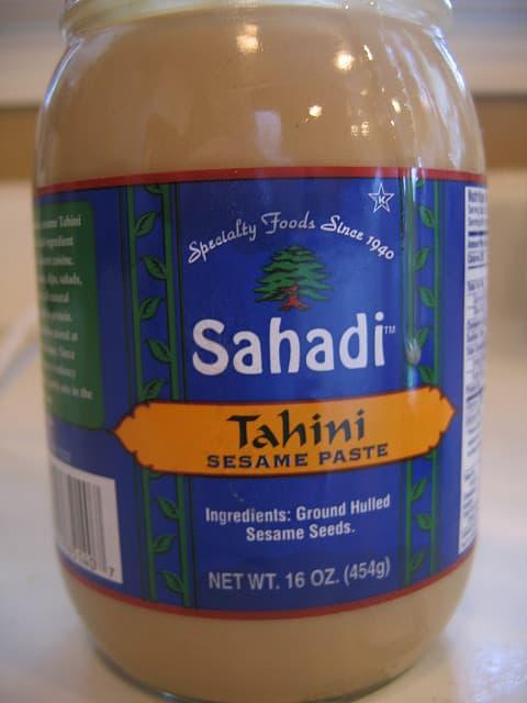 Tahini a különleges ínyencségekhez