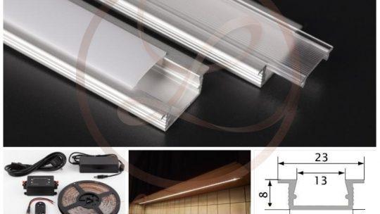 A konyhapult világítás csomagban még előnyösebb