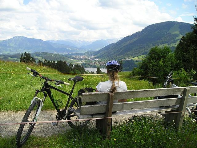 Városi kerékpár a rövid távokhoz