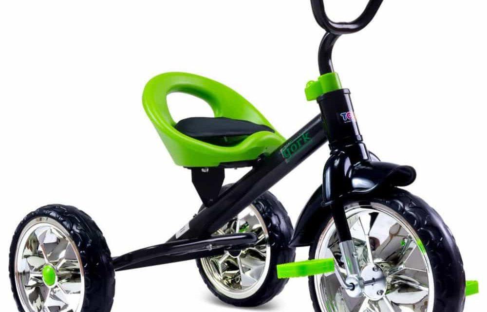 Meseszép gyerek tricikli ajándékba