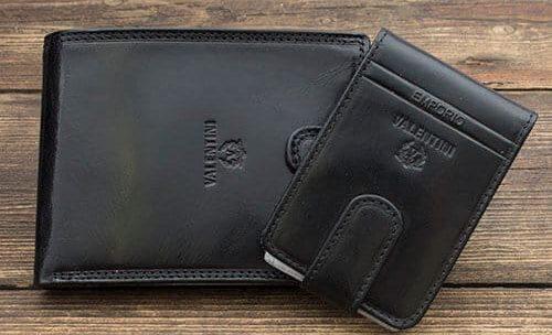 Bőr pénztárcák online és offline