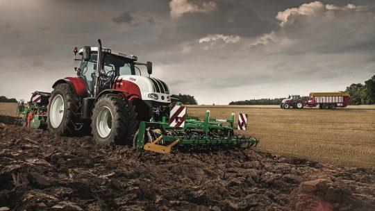 A használt traktorok állapotának felmérése
