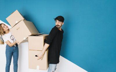 A költöztetés olcsón bármikor megtörténhet