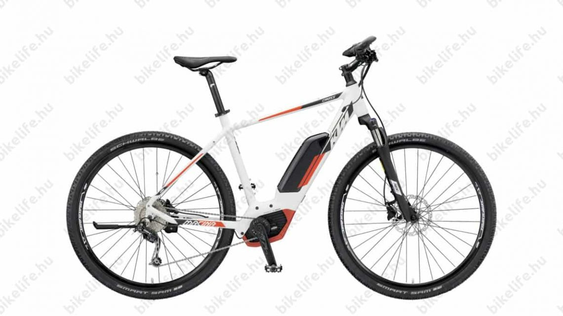 A Pedelec kerékpár kettős funkciója