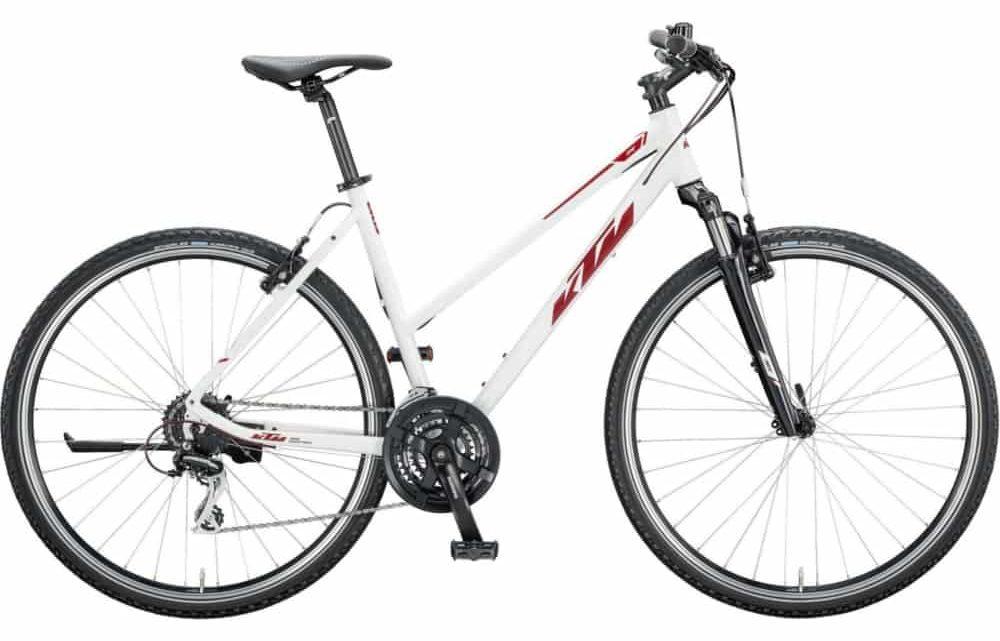 Kiváló közlekedési eszköz a KTM női kerékpár