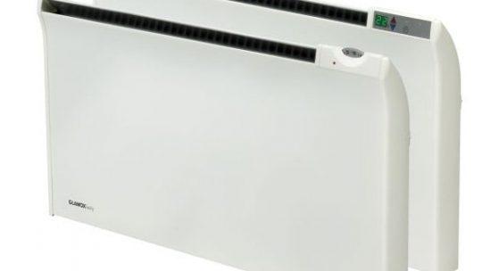 Fröccsenő víz ellen is védett a fűtőpanel