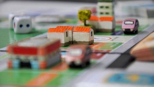 Nosztalgikus élmény a Monopoly Friends