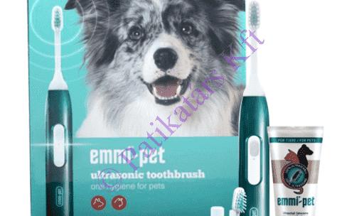 Miként távolítható el a kutya fogkő?